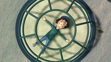 Animation 3D Den Haag Nederland